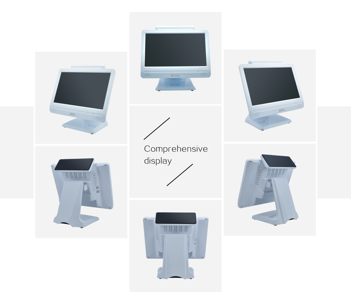 15.6 inch pos terminal