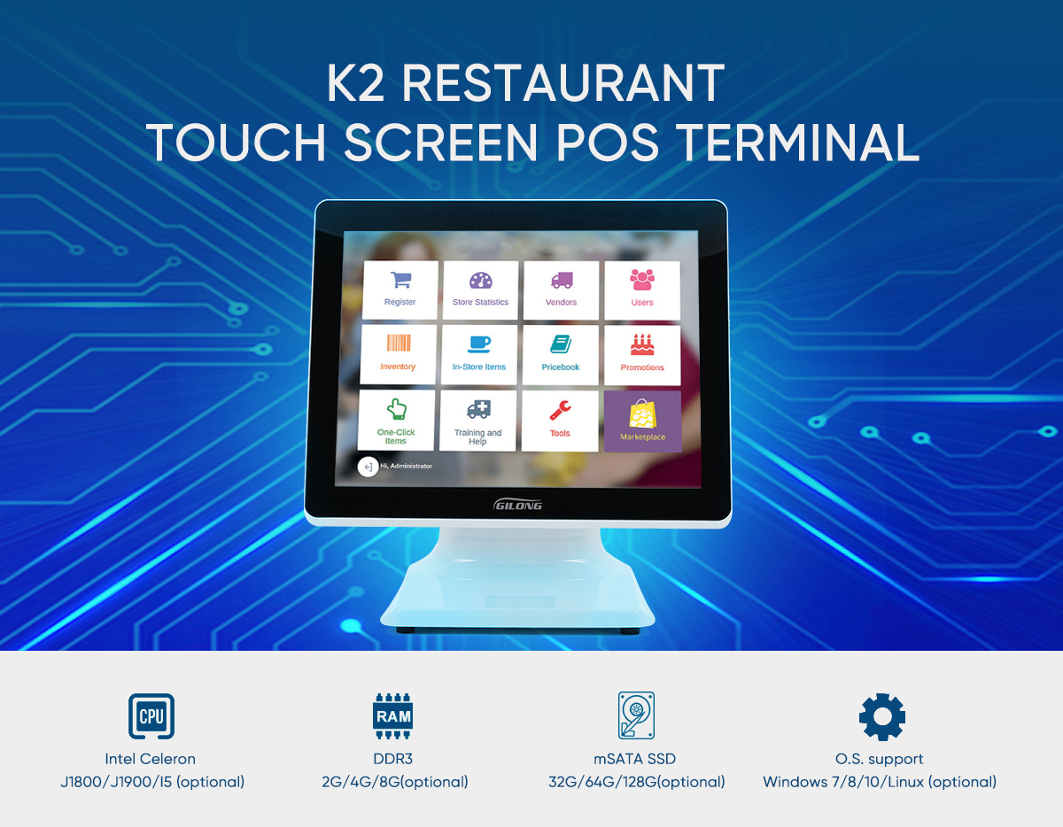 restaurant pos systems