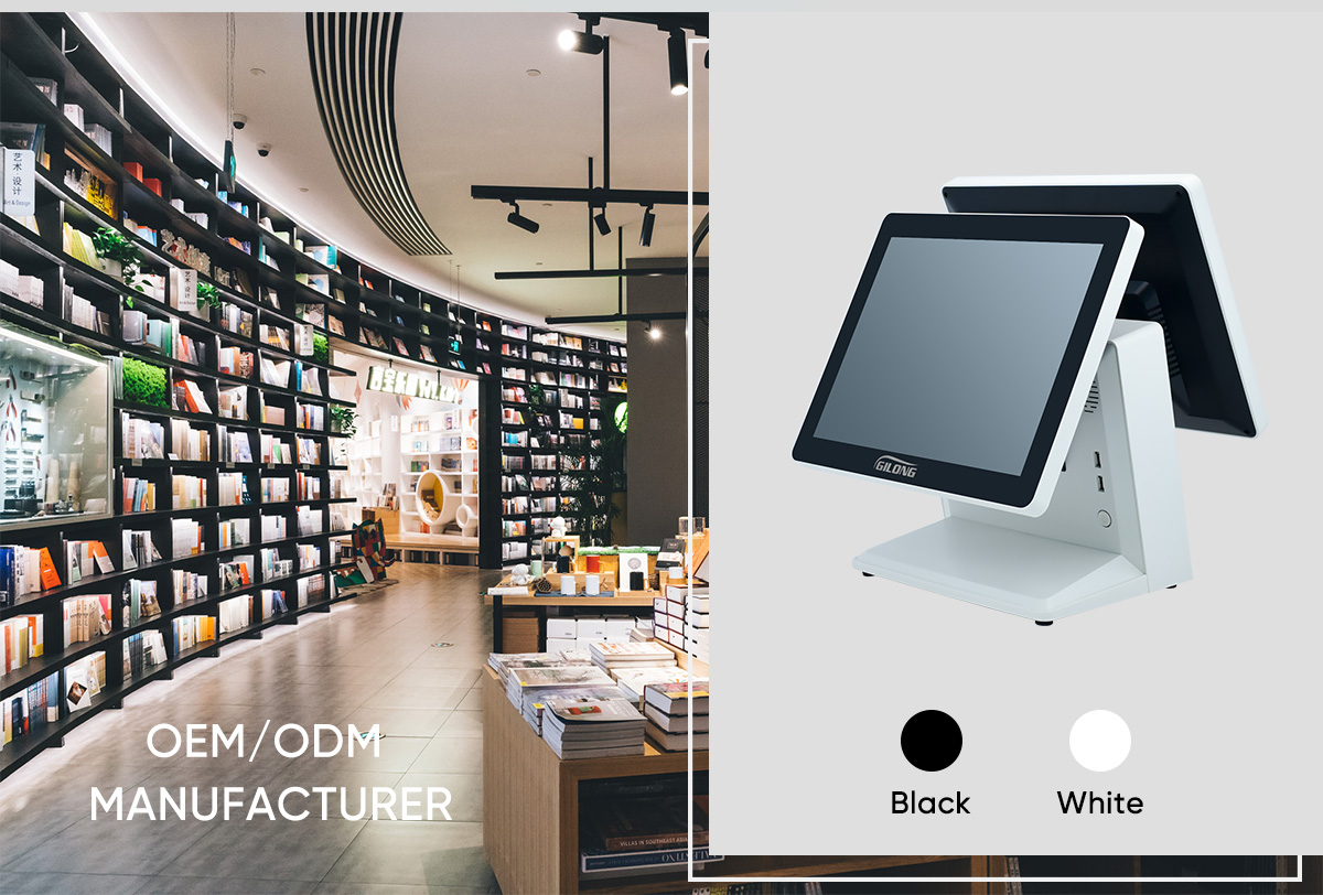 touch screen pc POS terminal