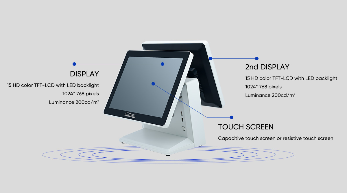 touch screen PC hardware