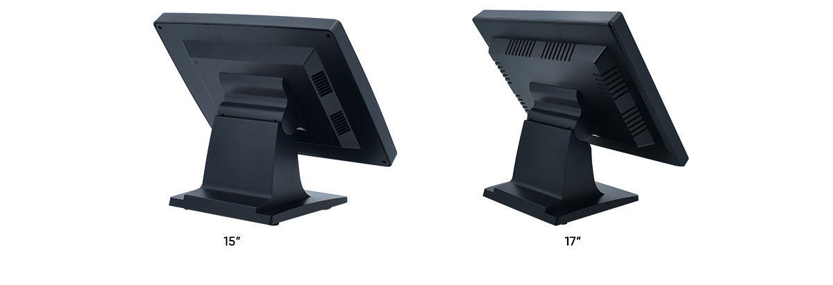 windows pos touch screen monitor